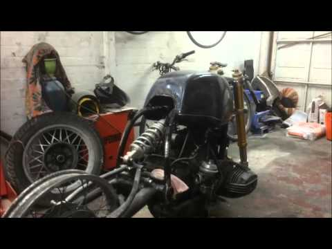 bmw r80 cafe racer project part 12