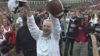 Beamer Bowl Bound Again, Virginia Tech Defeats Virginia 23-20