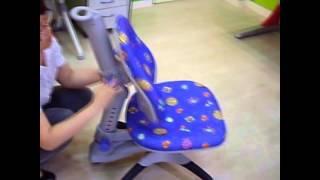 Настройки и функционал детского кресла Oxford(Детский стул «Oxford» разработан специально для детей. Продуманная до мелочей эргономика детского кресла..., 2014-12-25T08:26:02.000Z)
