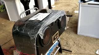 ट्रैक्टर की फाइबर छत और Deck (देखिए हरियाणा के गर्मी वाले किसान मेंले में) (12 से 13 मार्च 2019)