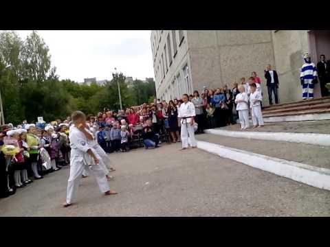 видео: 1 сентября школа №55