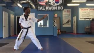 WCTKD Koryo ( Black Belt Form )