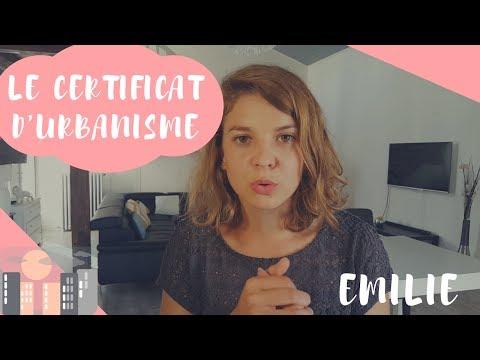 EMILIE #7 - Comment obtenir un certificat d'urbanisme ?