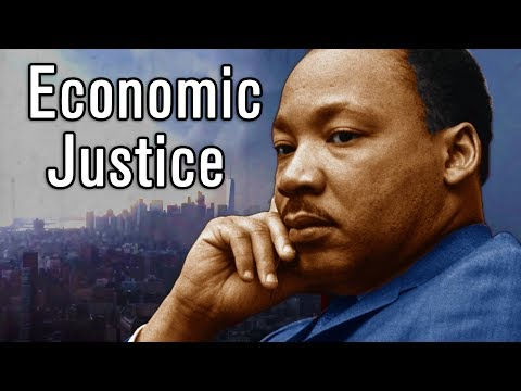 MLK on Economic Justice (Poor People's Campaign)