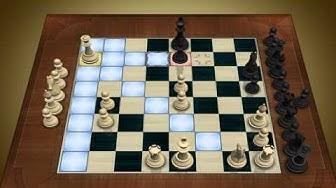 Chess Titans - Level 10 - Full game