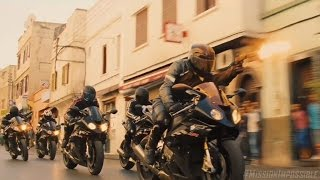 Mission: Impossible Rogue Nation - Motorcycle Stunts