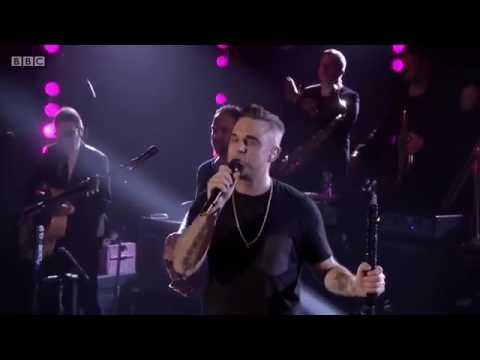 Robbie Williams - Pretty Woman live