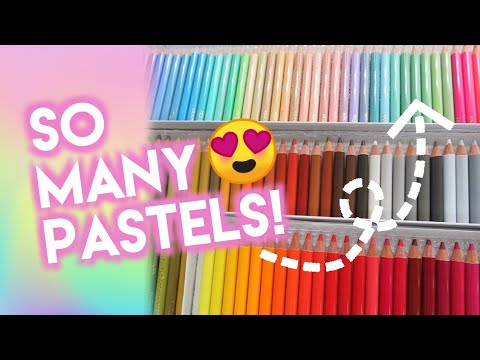 Holbein 150 Artist's Coloured Pencils Review