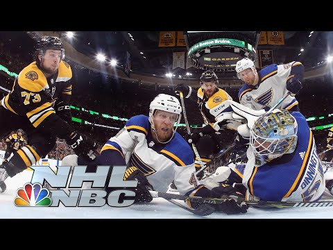 NHL Stanley Cup Final 2019: Blues vs. Bruins | Game 5 Extended Highlights | NBC Sports