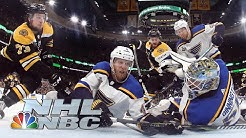NHL Stanley Cup Final 2019: Blues vs. Bruins   Game 5 Extended Highlights   NBC Sports