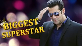 Salman Khan COMPLETES 28 Years In Bollywood - BIggest Superstar