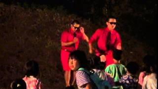 北合志保育園夏祭り2015 今年は8.6秒バズーカがやってきた!?