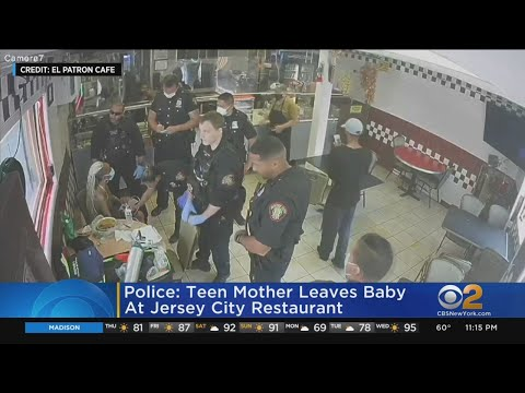 Police: Teen Mother Leaves Baby At Jersey City Restaurant