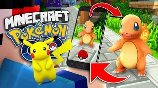 Minecraft - Pokemon GO - MEGA EVOLUTIONS?!