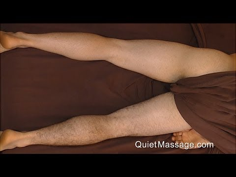 Male ass massage