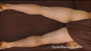Repeat youtube video Manscaping - trim legs front & back