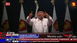 Download Video Isi Pidato Prabowo Peridiksi Indonesia Akan Bubar MP3 3GP MP4