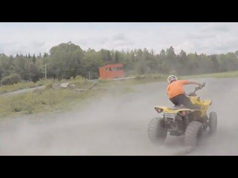 St. Martin, Quebec (ATV Riding)