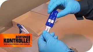 Drogentest bei Zollkontrolle positiv: Was sagen die Türsteher? | Achtung Kontrolle | kabel eins