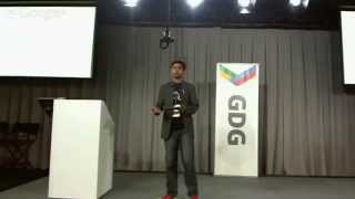 Tech For Social Good In GDG Summit 2014