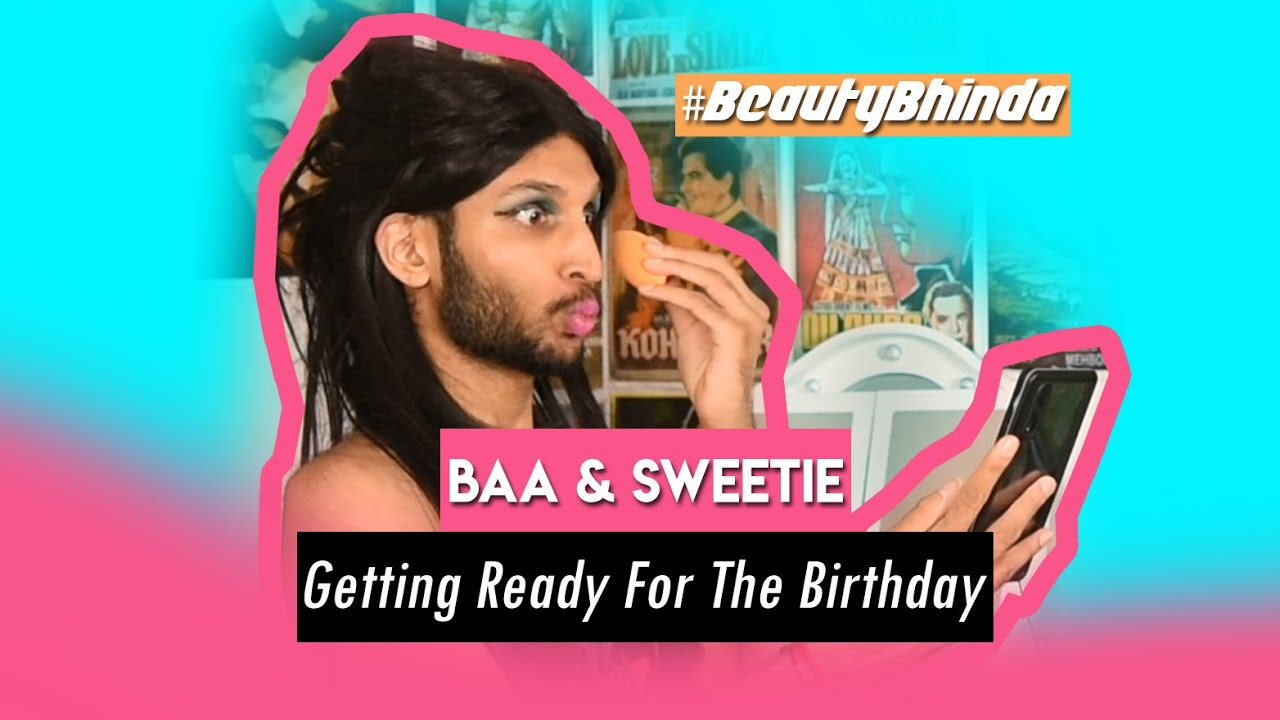 Download Baa & Sweetie - Getting Ready For The Birthday