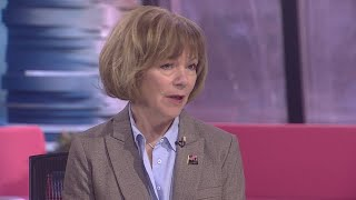 Sen. Tina Smith Discusses Her First Few Days In Office