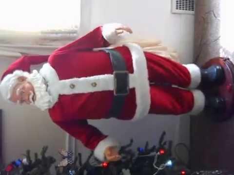 Gemmy Animatronic Santa