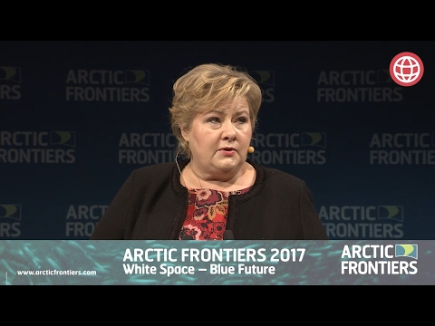 Arctic Frontiers 2017 A changing Arctic