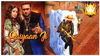 SAIYAAN JI - FREE FIRE BEST BEAT SYNC MONTAGE    FREE FIRE    KILLING IS LOVE