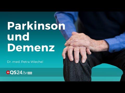 Parkinson und Demenz – Beginn der Vergesslichkeit