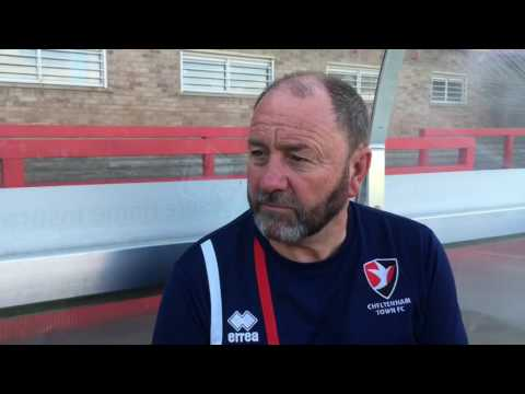 Gary reflects on the 3-1 loss to Gloucester City