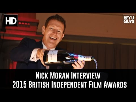 Nick Moran Interview - The 2015 British Independent Film Awards