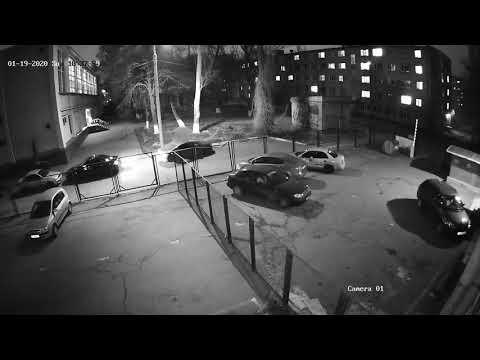 DS-2CD1321-I (2.8 mm) - ночь | IP камера Hikvision