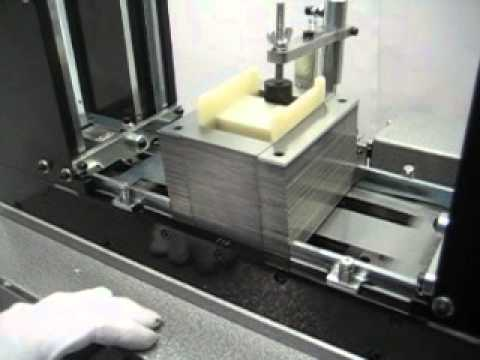 Transformer Ei Lamination Stacking Machine Youtube
