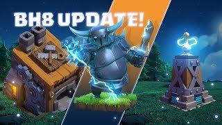 Clash of Clans Builder Base 8 | Top 10 De | Builder Hall farmen/ pushen | iTzu