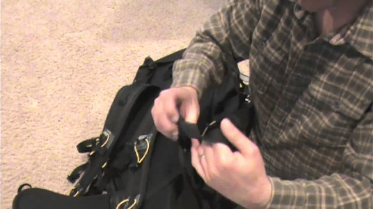 ULA Camino Panel Loading Backpack - Initial Impressions - YouTube b029f362ab