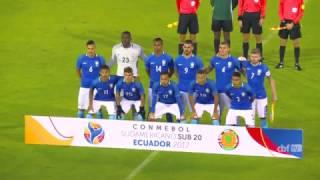 Melhores momentos de Brasil Sub-20 2 x 2 Equador
