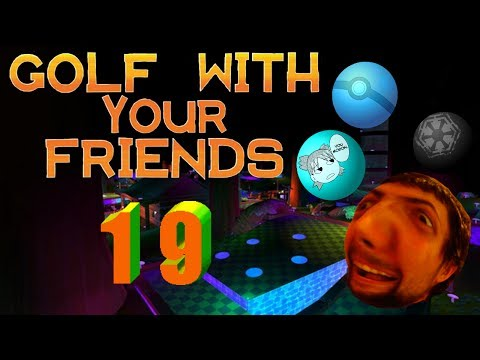"""Fiji.exe"" HAS STOPPED WORKING! - Golf With Your Friends"