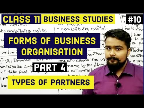 #10, Types of partners