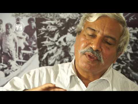 Lt. Gen. Sagat Singh, Interviewee: Col.(Retd) Ranvijay Singh (Son)