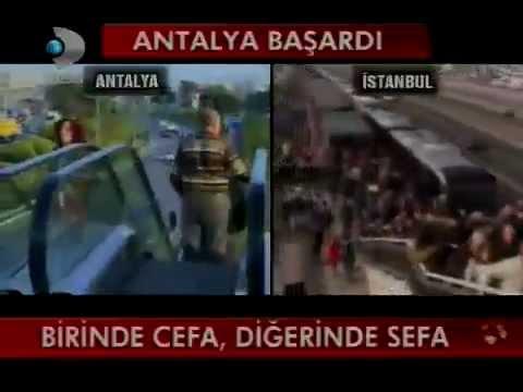 Türkiye'nin en modern üst geçidi.mp4