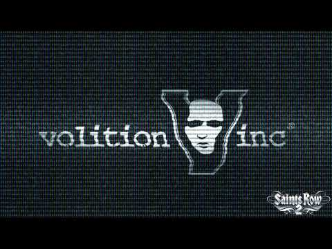 Volition Animated Logo History