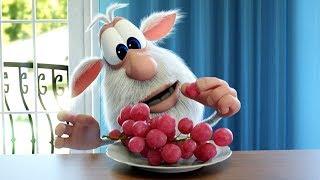 Буба 🍎 Бананы, яблоки и виноград 🍇🍌🍏 Фруктовый микс - Весёлые мультики для детей - Буба МультТВ