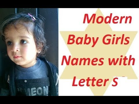 6 letter girl names modern baby names with letter s 12624 | hqdefault