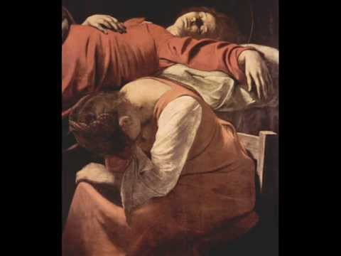 of a virgin Understanding caravaggio death