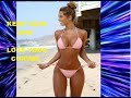 """ Thick Slim"" Tiny Curvy Waist  Flat Tummy  Firm Full Breast Sexy Bikini Model Body Combo"
