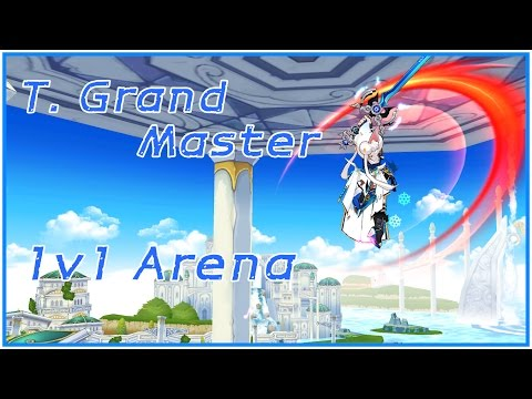 [Elsword KR] T.Grand Master PvP