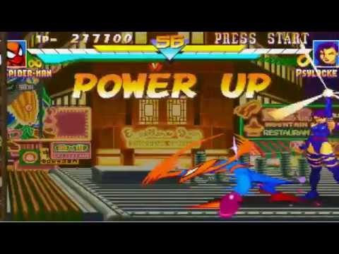Download marvel super heroes spiderman versus psylocke