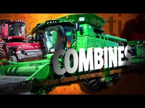 Tractors And Other Farm Equipment Selling At Ritchie Bros. Auctions