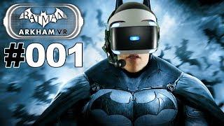 ICH BIN BATMAN MIT PLAYSTATION VR 🐲 Let